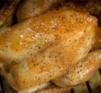 Lemon Myrtle BBQ Roasted Chicken