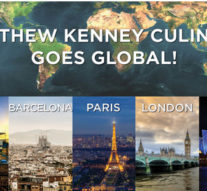 Matthew Kenney Culinary Goes Global in 2017